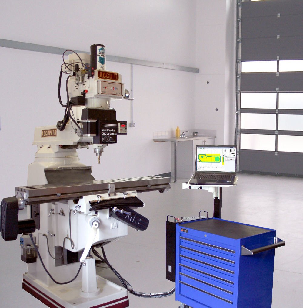 cnc milling machine conversion kit