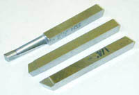 High Speed Steel Tool Set