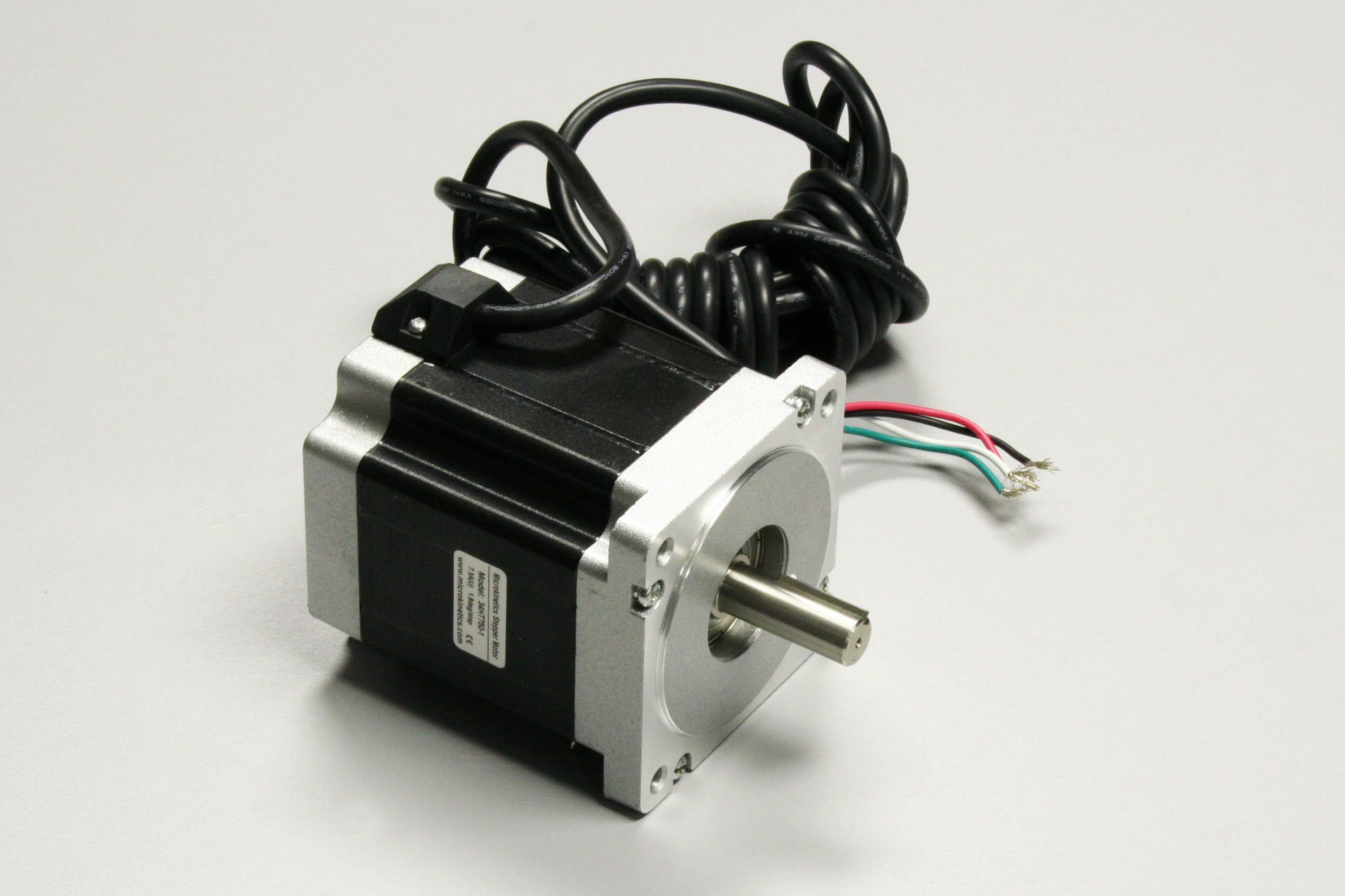 13HT750 motor with armored cable