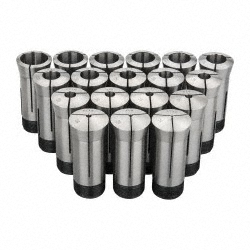 18 Piece Collet Set