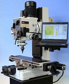 Small metal milling machine