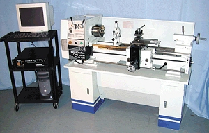 CNC Lathe 1236 Photo