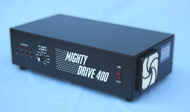 View Mighty Drive spec sheet