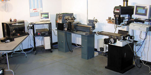 Cnc Training Workshop Microkinetics