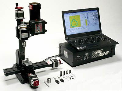 Sherline Machine Cnc Conversion Kits Microkinetics