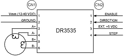 DR3535 Typical Application