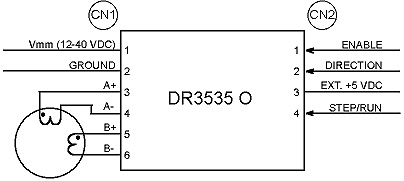 DR3535-O Typical Application