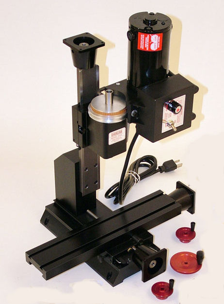 Small Cnc Mill >> CNC milling machines from MicroKinetics | MicroKinetics