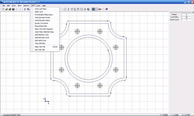 Design and CNC Control Software | MicroKinetics