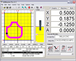 MillMaster Pro for Windows Screen Shot