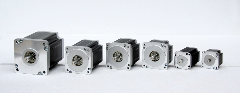 Stepper Motor Group Photo